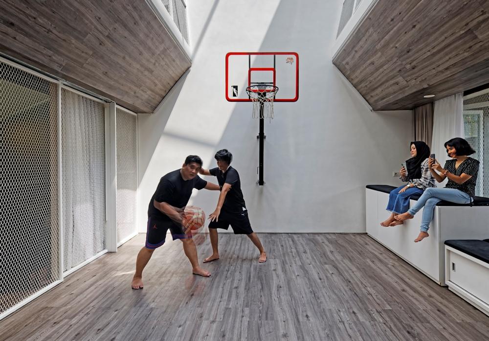 Bisa Membuat Ruang Olahraga