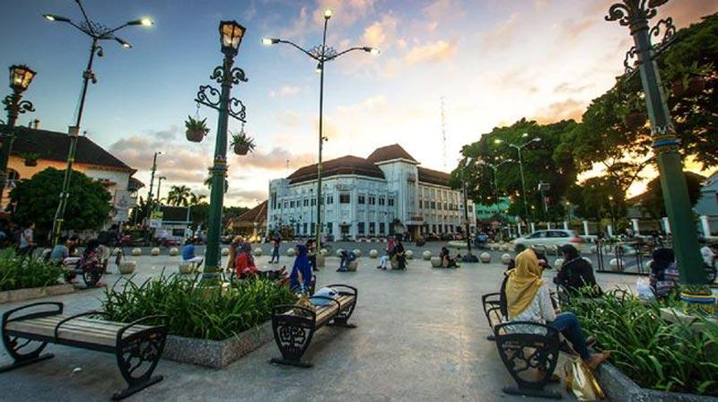 kota untuk pensiunan di indonesia