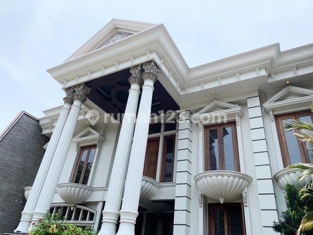 Rumah mewah 2 lantai di surabaya 3
