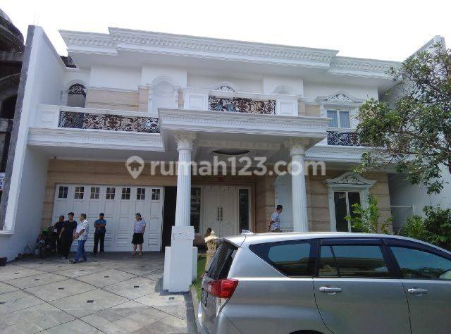 Rumah mewah 2 lantai di surabaya 2