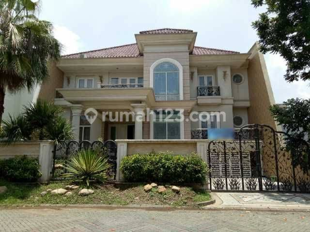 Rumah mewah 2 lantai di surabaya 1