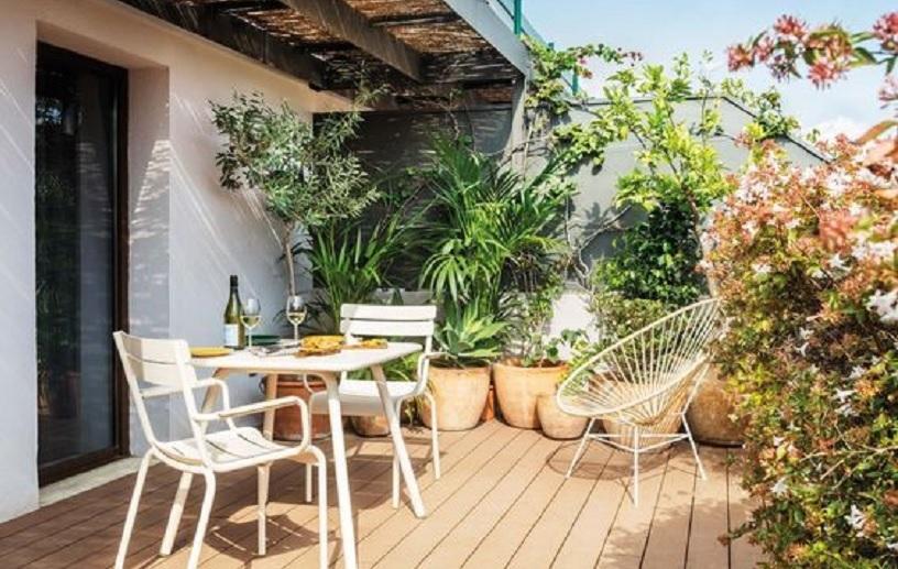 meja teras