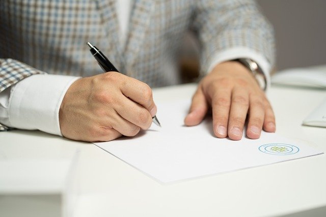 Surat kuasa pengambilan sertifikat tanah 4