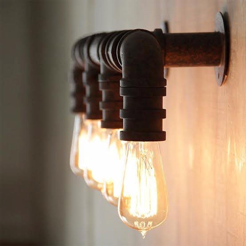 lampu tidur dinding