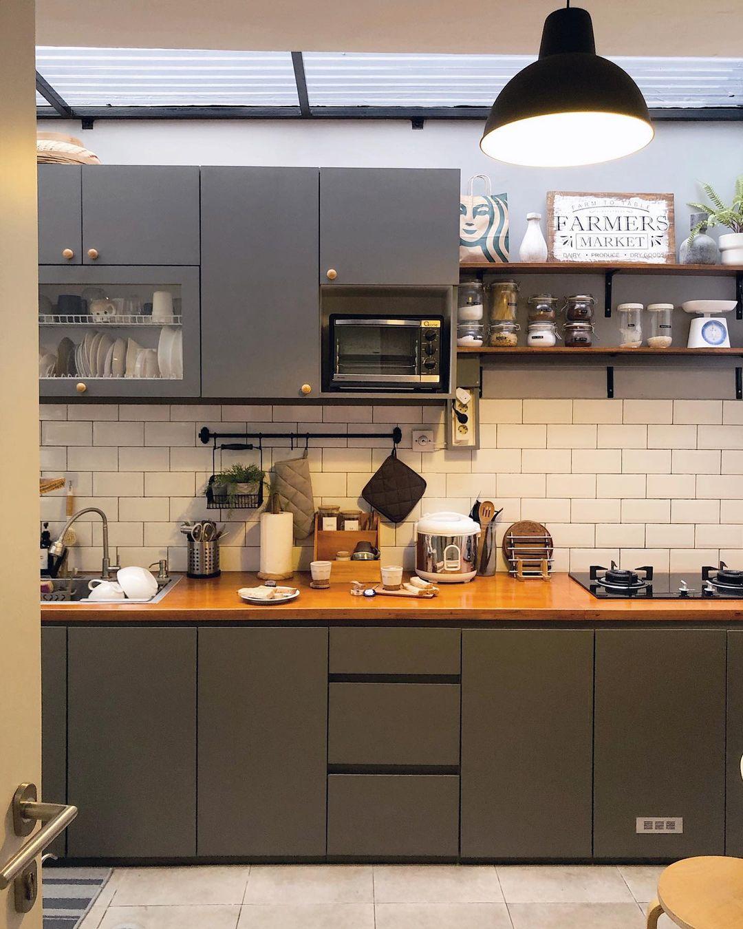 Dapur Minimalis Modern Mewah_9