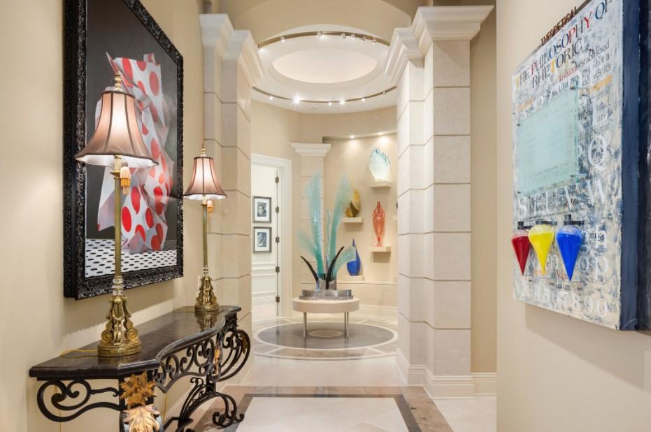 Desain Interior Rumah Mediterania untuk Keluarga Besar
