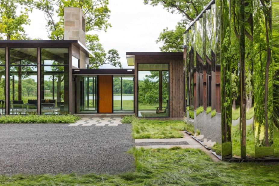 Desain Rumah dengan Nuansa Alam