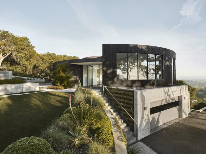 Desain Rumah Futuristik untuk Keluarga Besar