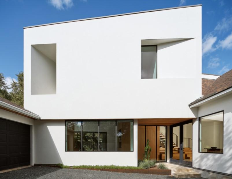 Desain Rumah Minimalis untuk Keluarga Besar