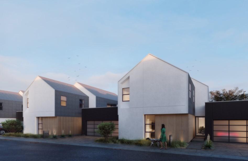 Desain Rumah Modern untuk Keluarga Besar