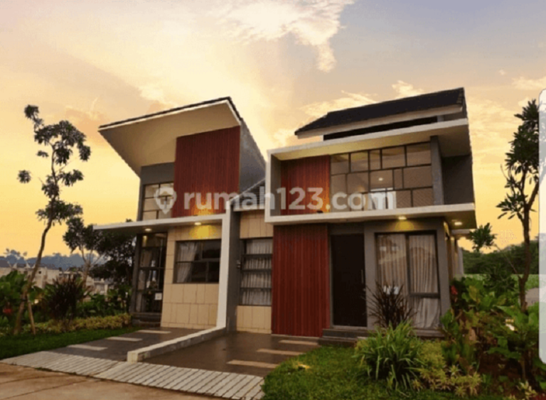 5 Rekomendasi Rumah Modern di Tangerang Selatan, Harga di Bawah Rp500 Juta!