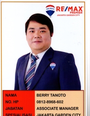 Berry Tanoto