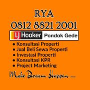 Rya LJ Hooker Pondok Gede (Rya Billy Property)