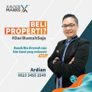 Ardian XMarks Diponegoro