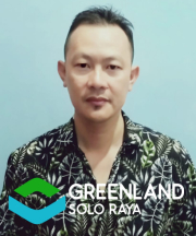 Alex Green Land Solo Raya
