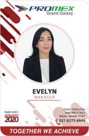 Evelyn Promex Grand Galaxy
