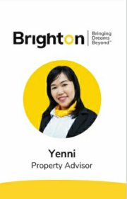 Yenni Yohan Brighton