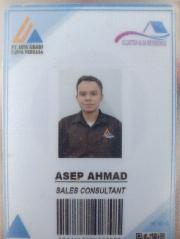 Asep ahmad property