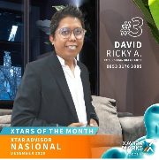 DAVID RICKY