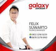 Felix suw - Galaxy Jemursari
