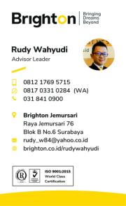 Rudy Wahyudi