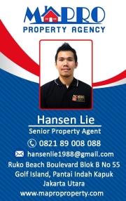 Hansen Lie