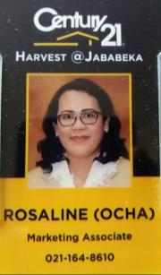 Rosaline Ocha Situmorang