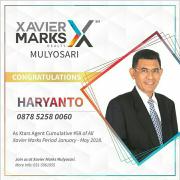 Haryanto Xmark Mulyosari