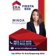 Winda Era Fiesta BSD
