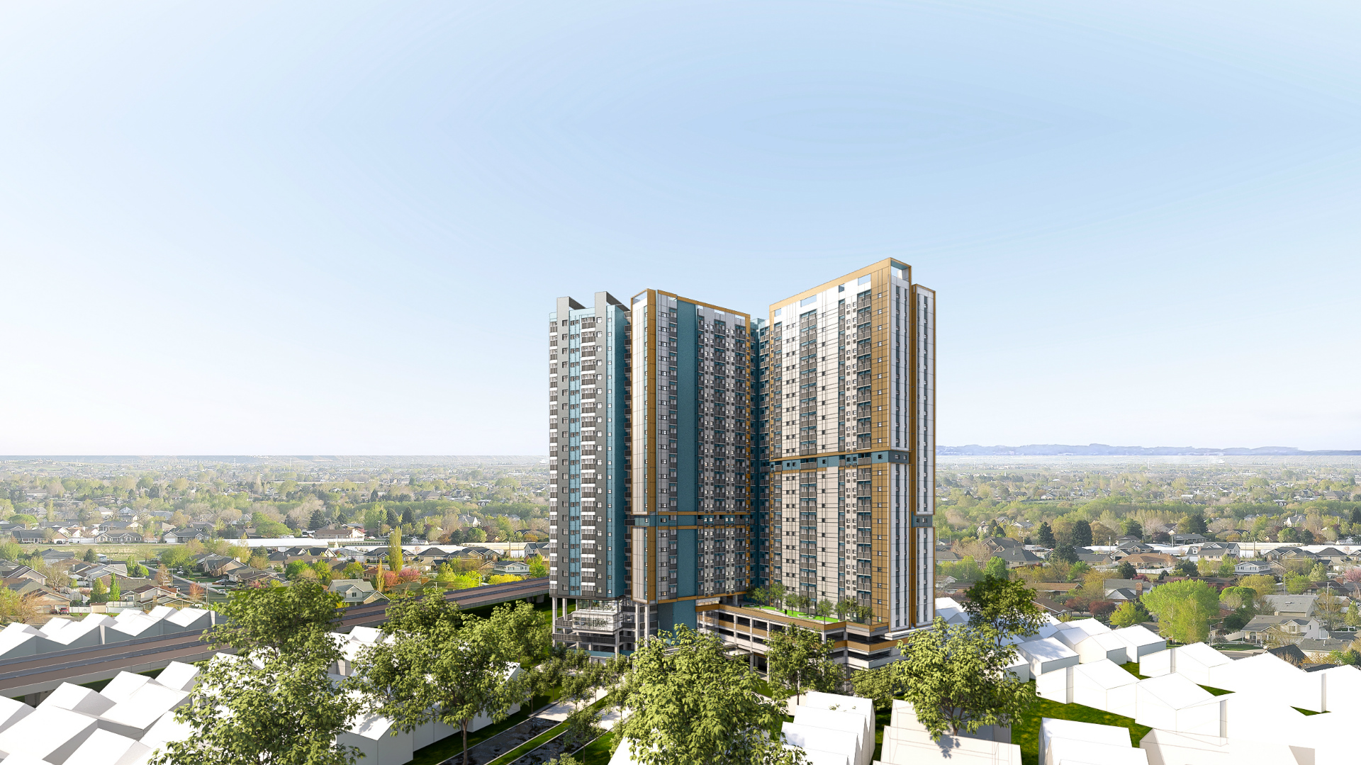 Greenpark Terrace Apartment