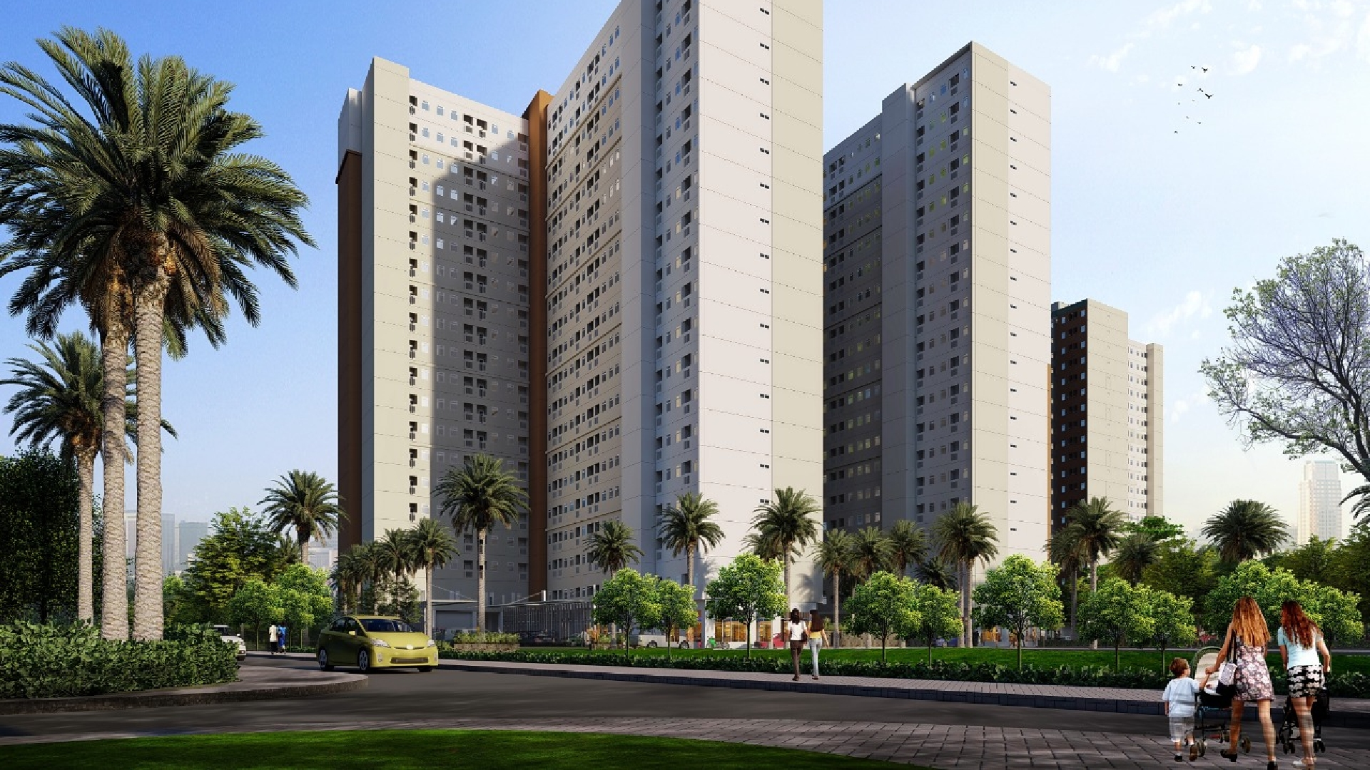 Apartement Menara Swasana - Nuansa Pondok Kelapa