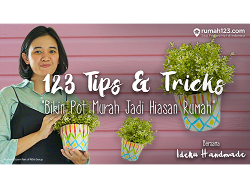 123 Tips Pot